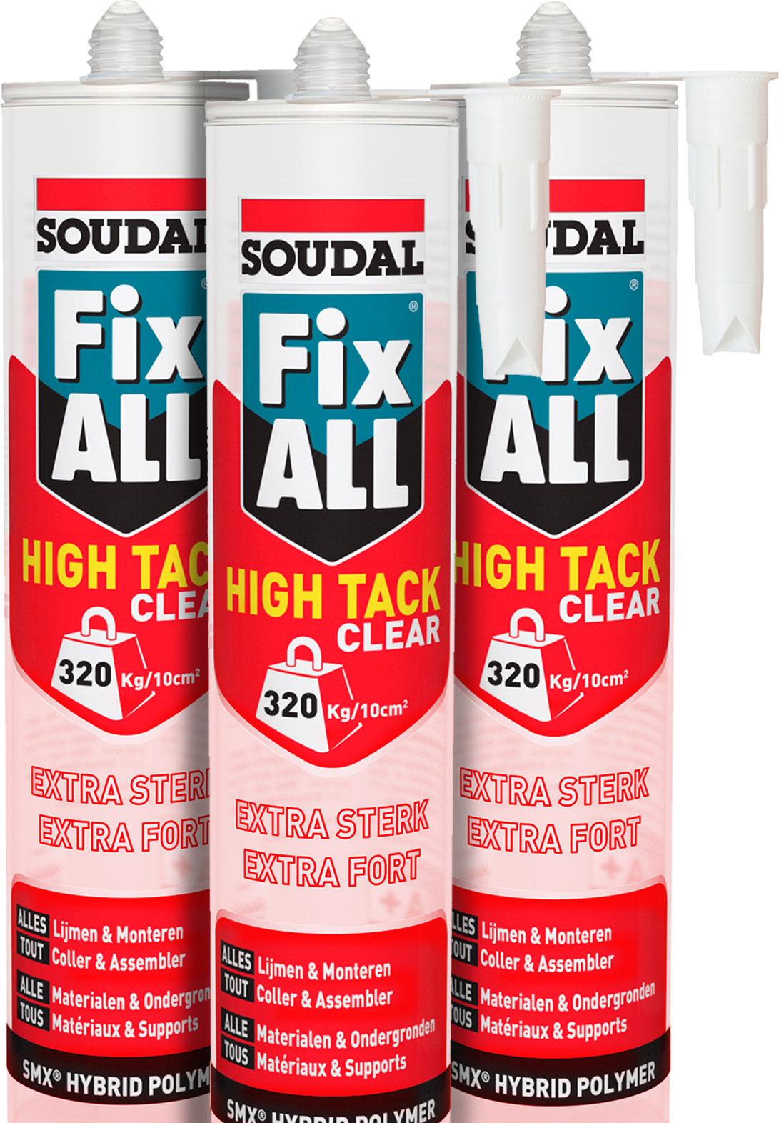 Fixall - Products