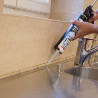 To seal your worktop