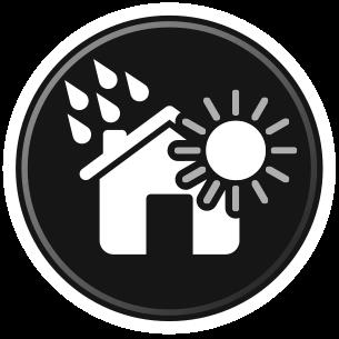 Anwendung im Innen- und Außenbereich