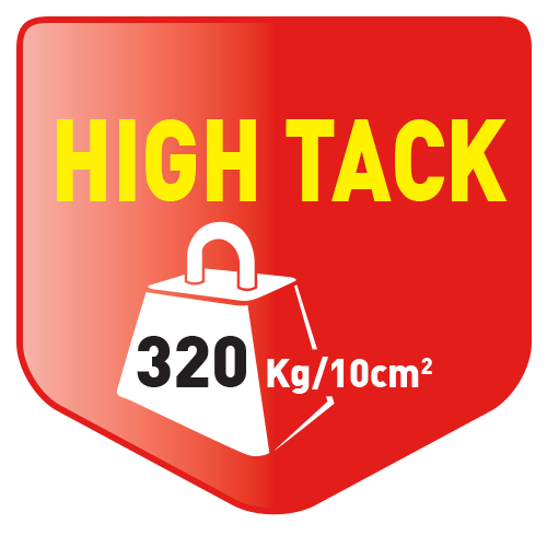 Fix ALL HIGH TACK