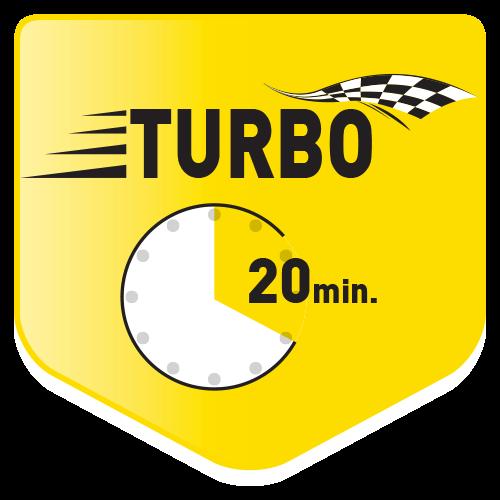 Szybkie klejenie - użyj Turbo