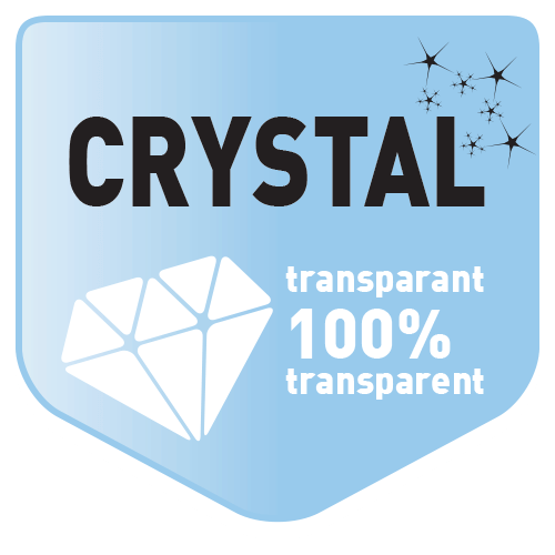 100% trasparente